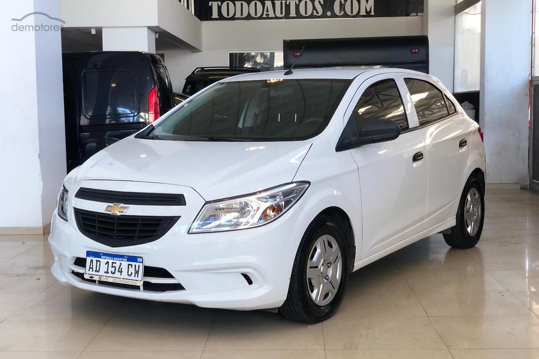 Usados Vendidos Por Concesionarias Chevrolet Onix Joy Autos Camionetas Y 4x4 Para La Venta Argentina Demotores Com