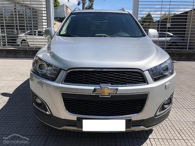 2016 Chevrolet Captiva 2 2 Ltz Awd D 184cv At Dm Ad 10011666