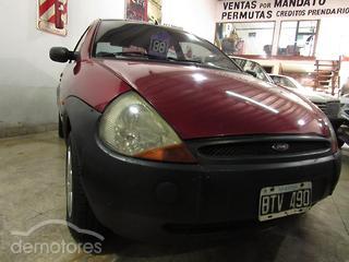 Usados Ford Ka Autos Camionetas Y 4x4 Para La Venta Argentina