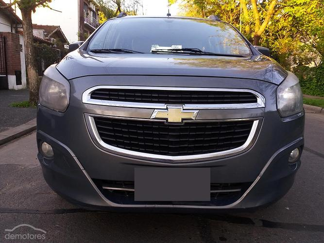 Usados Chevrolet Spin Autos Camionetas Y 4x4 Diesel Para La Venta
