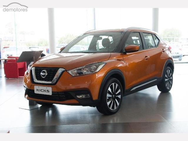 2018 Nissan Kicks Advance Cvt Dm Ad 4155446 Demotores Com