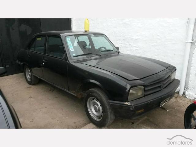1994 Peugeot 504 Xs Demotores Com