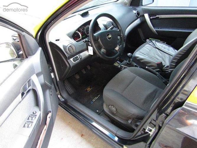 Usados Chevrolet Aveo Autos Camionetas Y 4x4 Para La Venta