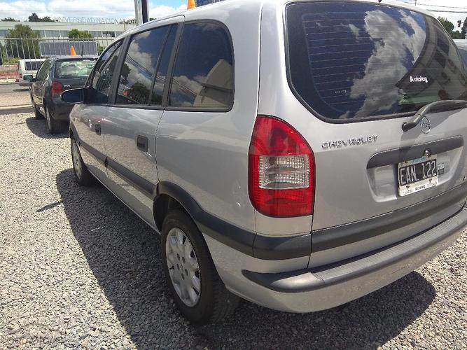 Usados Chevrolet Zafira Autos Camionetas Y 4x4 Para La Venta
