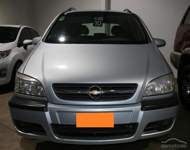 Usado Vendidos Por Concesionaria Chevrolet Zafira Autos