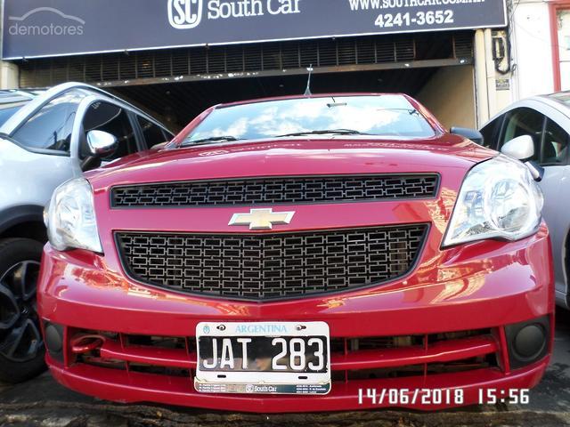 2010 Chevrolet Agile Ls Demotores