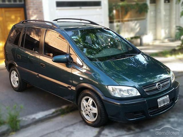 2004 Chevrolet Zafira Gl 20 8v Dm Ad 4302951 Demotores