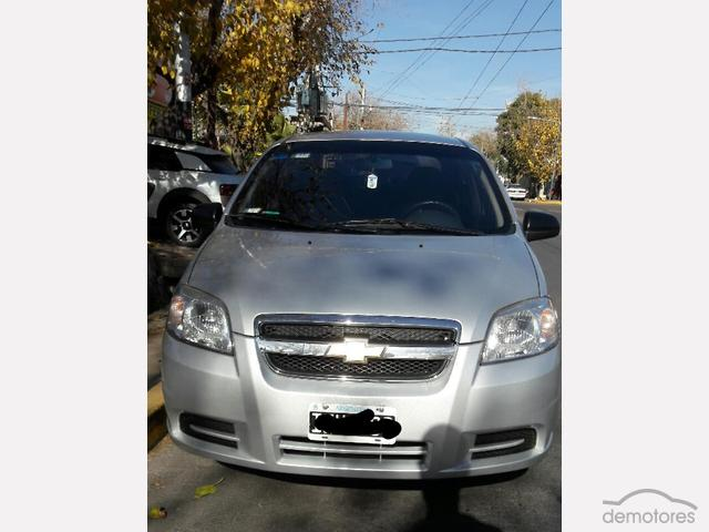 2009 Chevrolet Aveo Ls Dm Ad 4341998 Demotores
