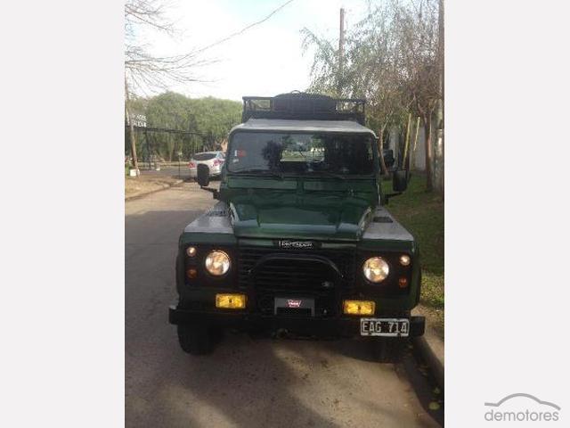2002 land rover defender 110 td5 station wagon dm-ad-4168752