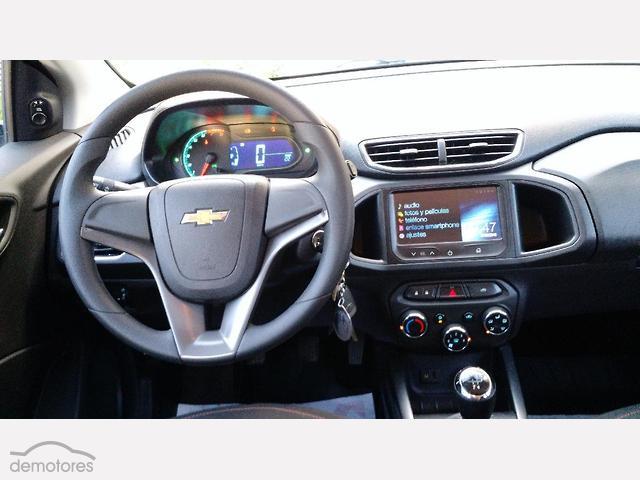 2013 Chevrolet Onix Ltz Demotores