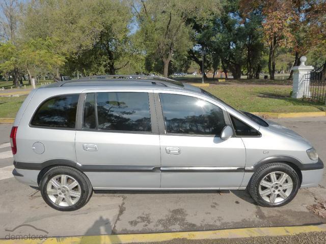 2005 Chevrolet Zafira Gls 20 16v Demotores