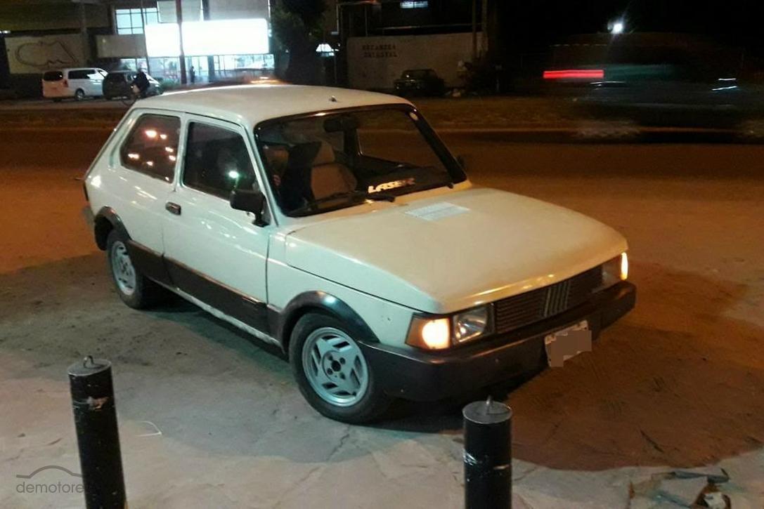 1989 Fiat 147 Spazio Trl